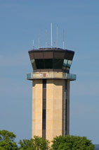 daytona airport control tower