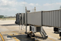 fort lauderdale international airport - jetway