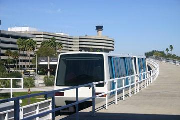 tampa airport ground transportation